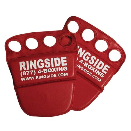 Ringside Boxing Leather Knuckle Guards (Best Knuckle Guards For Boxing)