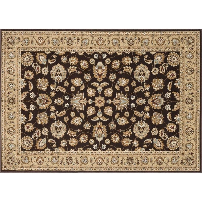 Loloi Rugs Welbourne 04CFBE Power Loomed Polypropylene Traditional Area Rug