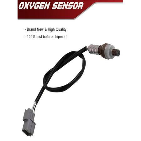 OkrayDirect O2 Oxygen Sensor Upstream or Downstream for Civic CRV Acura Integra Isuzu (O2 Sensor Bank 1 Sensor 1 Upstream)