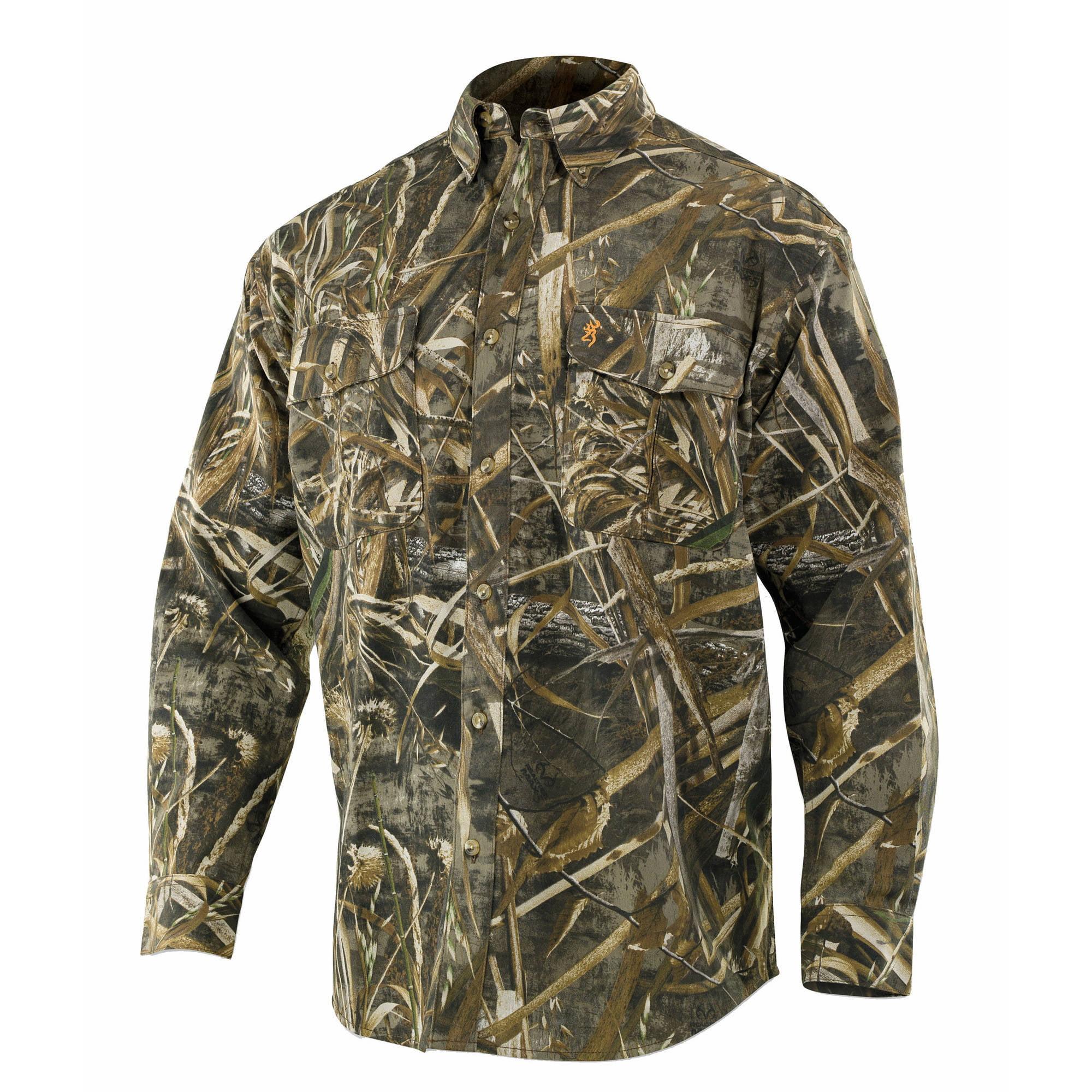 Browning Wasatch Long Sleeve Shirt