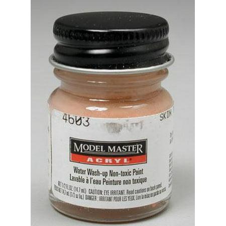 Testors 4603 FG02003 SKIN TONE WARM (Warm Skin Tone Colors)
