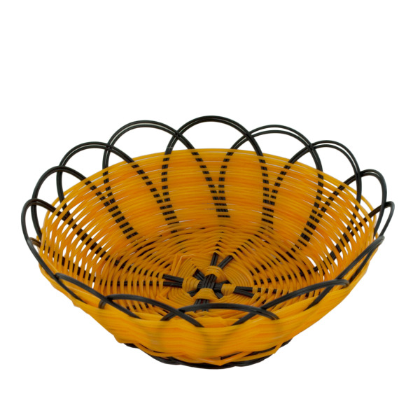 Plastic Fruit Basket (Pack Of 24)