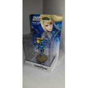 Zero Suit Amiibo Super Smash Bros Series Nintendo Switch WiiU 3DS Japan #4