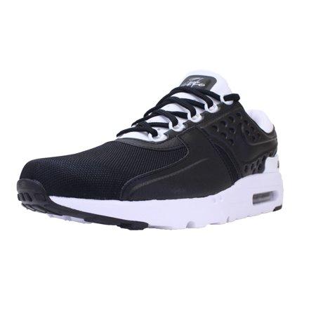 brand new 2dea6 3b25f Nike - NIKE AIR MAX ZERO PREMIUM SZ 11.5 BLACK WHITE 881982 ...
