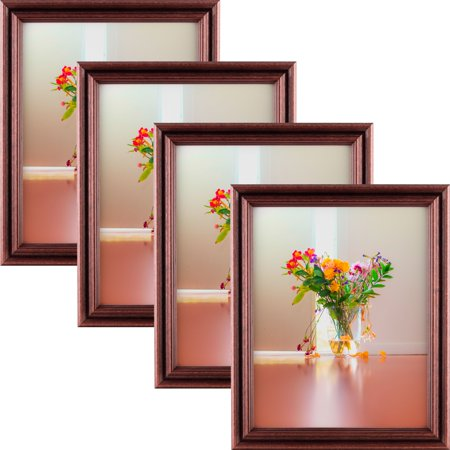 Craig Frames Tulip 60 Dark Cherry Red Hardwood Picture Frame 16x24