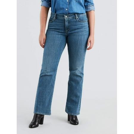 Levi's Women's Plus 415 Classic Bootcut Jeans (Classic Bootcut Corduroy)