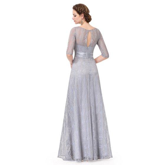 68bd51b60ef4 Ever-pretty - Ever-Pretty Women s Elegant Lace Long Sleeve Summer ...