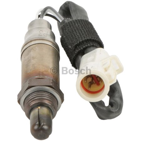 Bosch Sensors 15717 Oxygen Sensor  OE Replacement; 16.9 Inch Length Wiring Harness; Male Pin Connector; Single Sensor - image 1 of 2