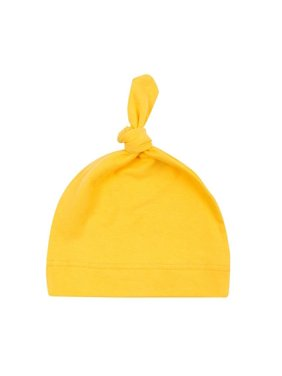 Esho Toddler Newborn Baby Infant Boys Girls Cotton Knotted Cap Beanie Hat