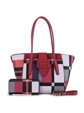 MKF Collection Bellay Tote Bag with Wallet by Mia K.