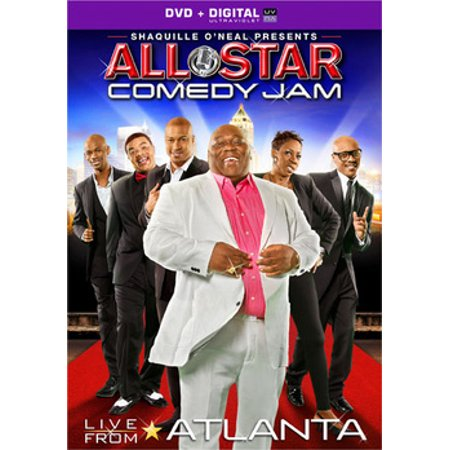 All Star Comedy Jam: Shaquille O'Neal Presents Live from Atlanta (Shaquille O Neal Dunks On Dwight Howard)