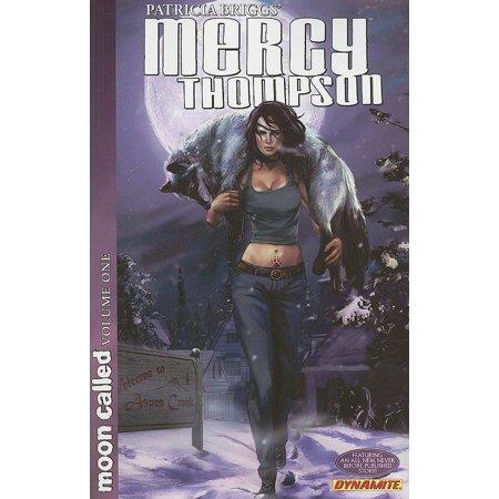 - Patricia Briggs' Mercy Thompson: Patricia Briggs Mercy Thompson: Moon Called Volume 1 (Paperback)