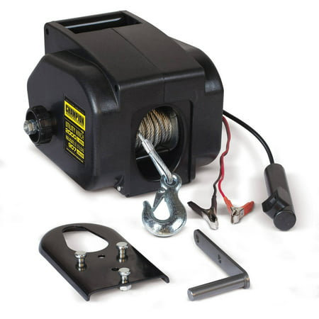 Champion 12090 2000-lb. Marine/Trailer Utility Winch Kit