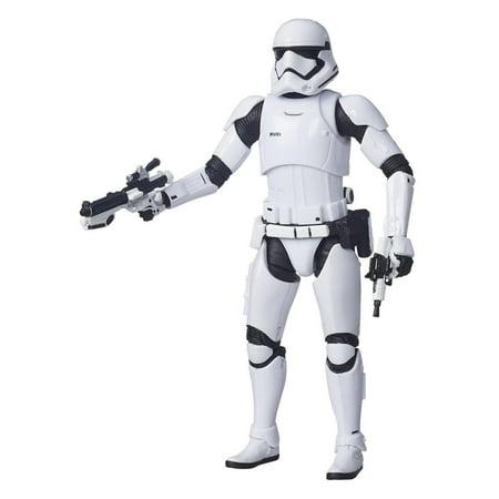 Star Wars The Black Series 6-Inch First Order Stormtrooper - Stormtrooper Armor Kit
