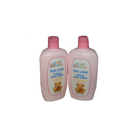 Angel of Mine Baby Lotion, 15-oz. Bottles (Pack of