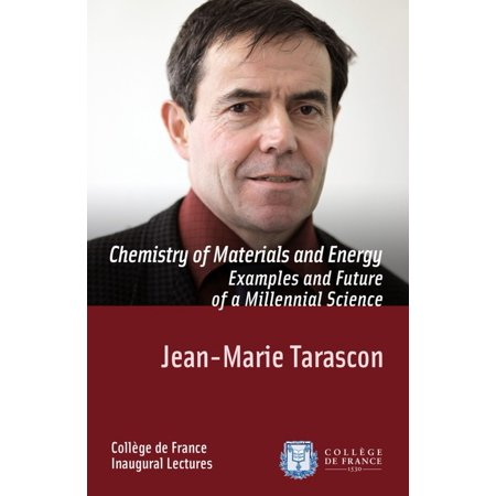 Chemistry of Materials and Energy  Examples and Future of a Millennial  Science - eBook