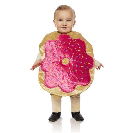 Donut Girls Toddler Belly Baby Plush Cute Desert - Desert Costume
