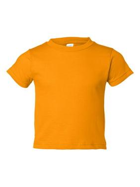 Rabbit Skins Toddler Crew Neck T-Shirt