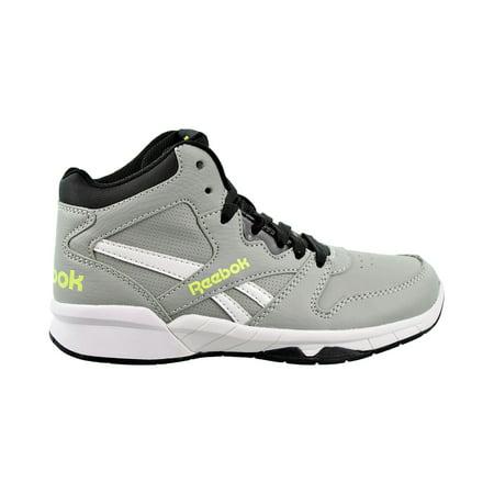 Reebok BB4500 Hi 2 Kids Basketball Shoes Black/Neon Lime dv4180