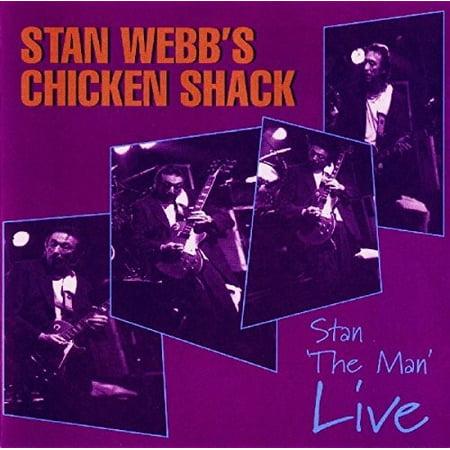 Stan The Man Live - Stan The Man