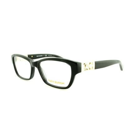 387ab709ba73 TORY BURCH Eyeglasses TY 2039 501 Black 53MM - Walmart.com