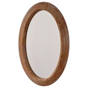 Crawford and Burke  Georgia Oval Mirror