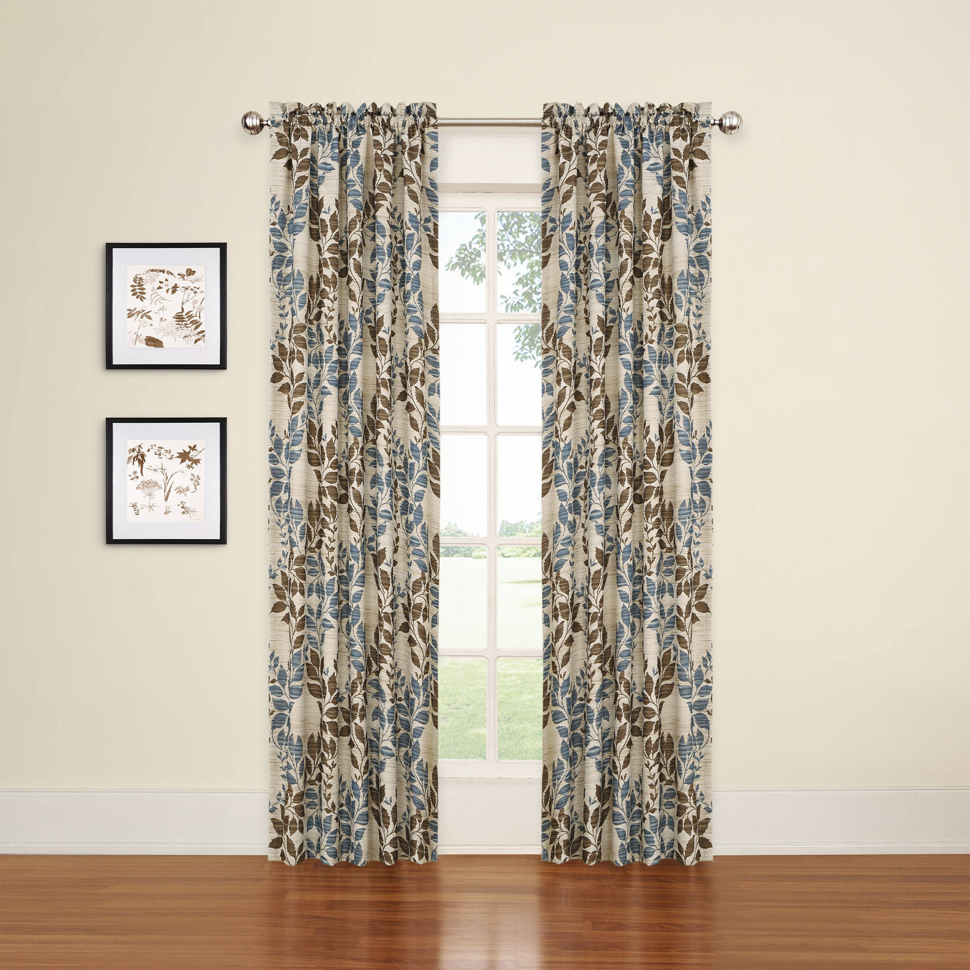 Eclipse Arbor Blackout Window Curtain Panel