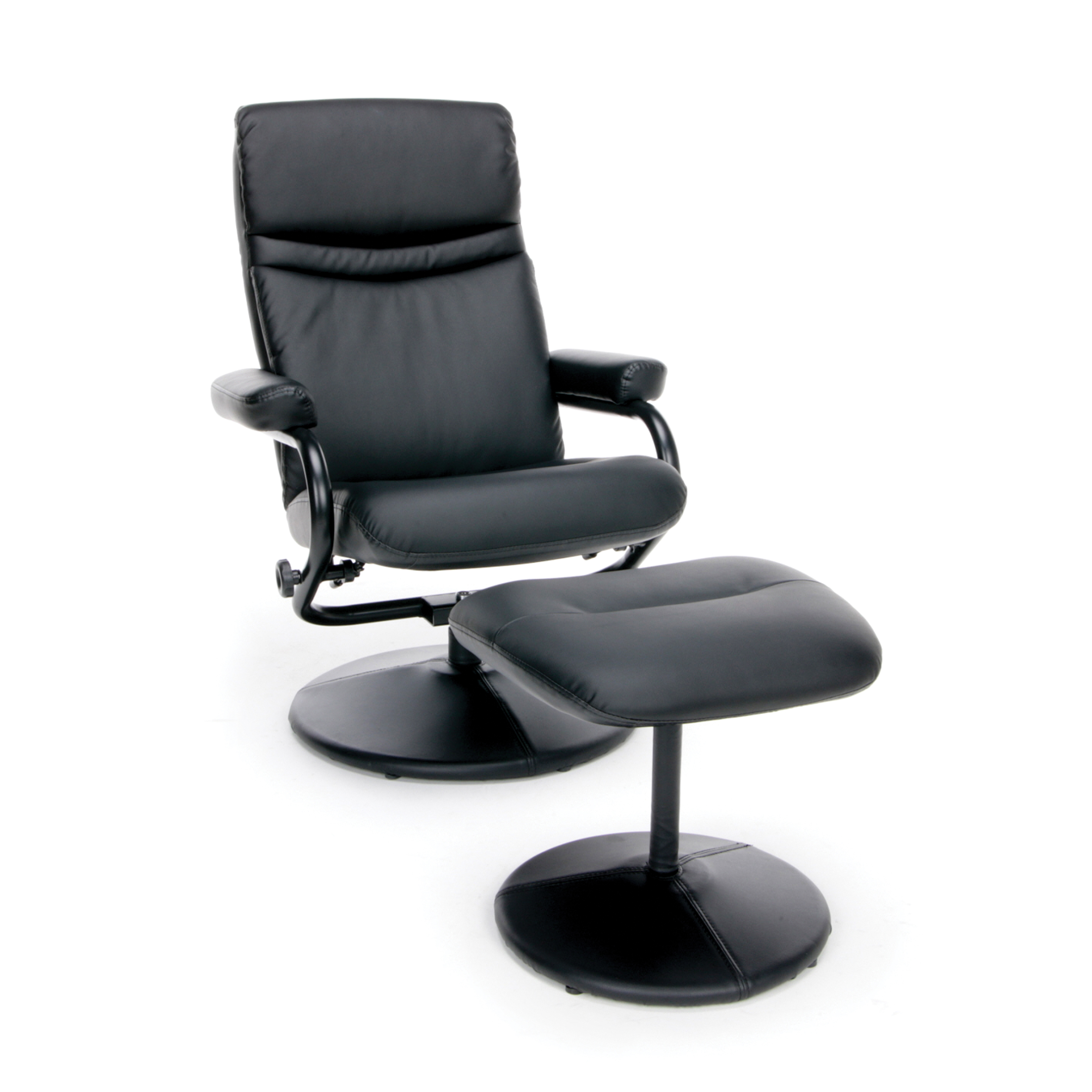 Essentials By Ofm Ess 7000 Bonded Leather Recliner And