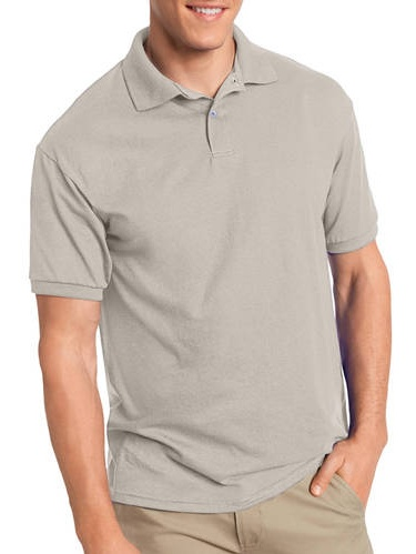Men's EcoSmart Short Sleeve Jersey Golf Shirt