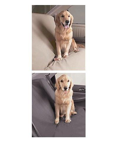 Dog Car Seat Cover Size Lrg (60;W) Color Slate
