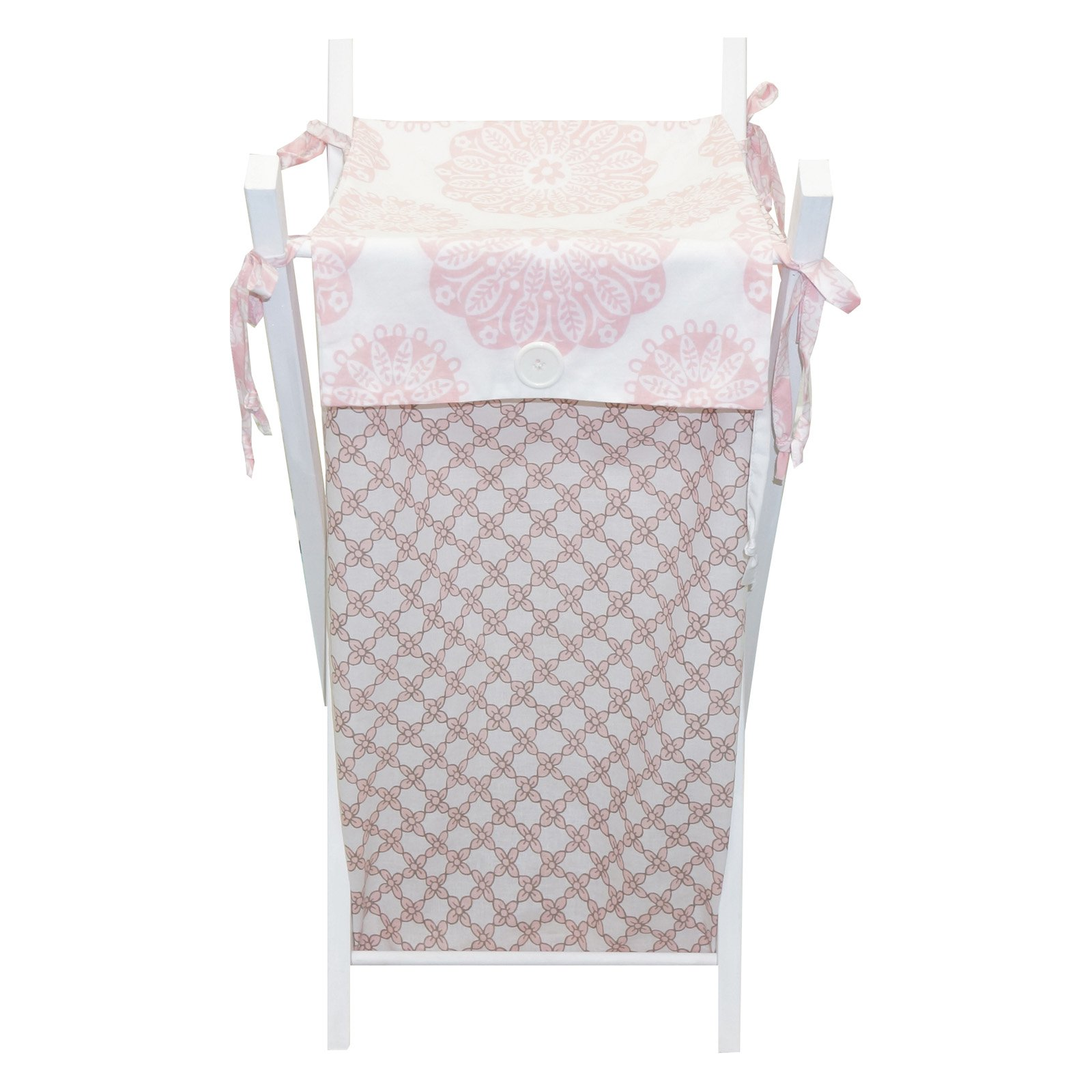 Sweet & Simple Pink Hamper by Cotton Tale Designs by Cotton Tale Designs