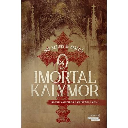 O Imortal Kalymor - Sobre Vampiros e Cristãos - eBook - Vampiro Dibujo Halloween