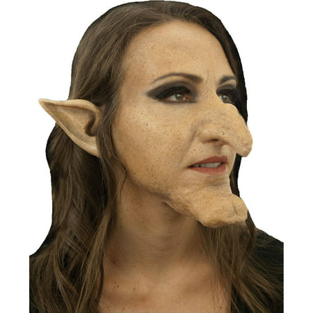 Cinema Halloween Party (Witch Nose Chin Kit Adult Halloween)