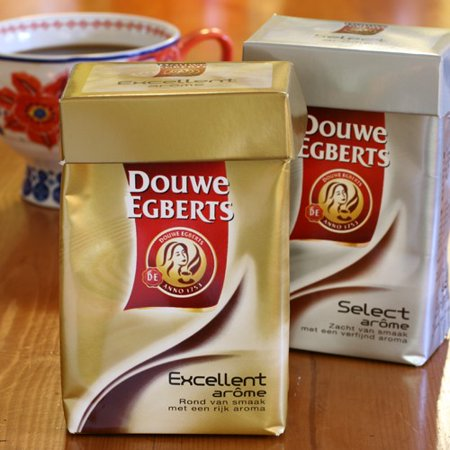 Douwe Egberts Ground Coffee - Douwe Egberts Premium Ground Coffee