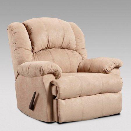 Chelsea Home Furniture Ambrose Microfiber Rocker Recliner