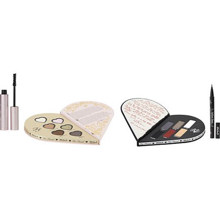 Too Faced by Too Faced - TOO FACED X KAT VON D BETTER TOGETHER ULTIMATE EYE COLLECTION (12X EYE SHADOWS, 1X KAT VON D TATTOO LINER PEN, 1X TOO FACED BETTER THAN LOVE MASCARA) -