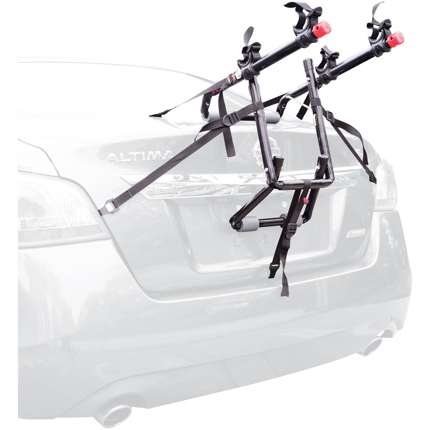 DELUXE 2-BIKE RACK by THE R A ALLEN COMPANY INC