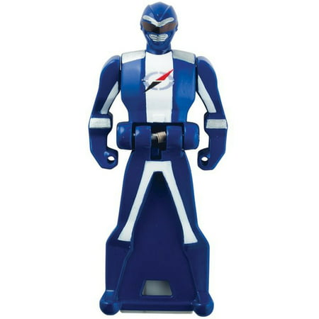 Power Rangers Super Megaforce Blue Operation Overdrive Ranger Key