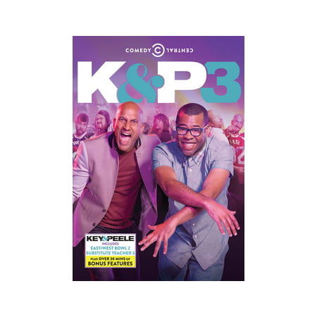 Key & Peele: Season Three (DVD) (Best Key And Peele Sketches)