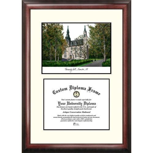 "Northwestern University 8.5"" x 11"" Scholar Diploma Frame"