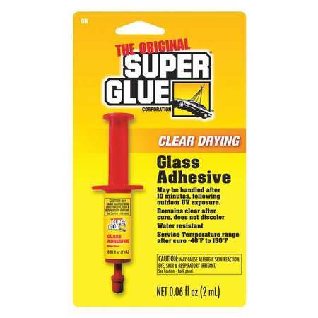 SUPER GLUE GR-48 Glass Adhesive
