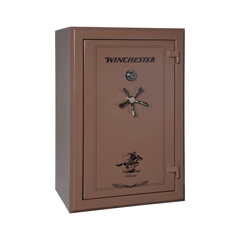 Winchester Silverado 40, 48 Gun Safe, U.L. Mechanical Lock by Granite Security Products, Inc.