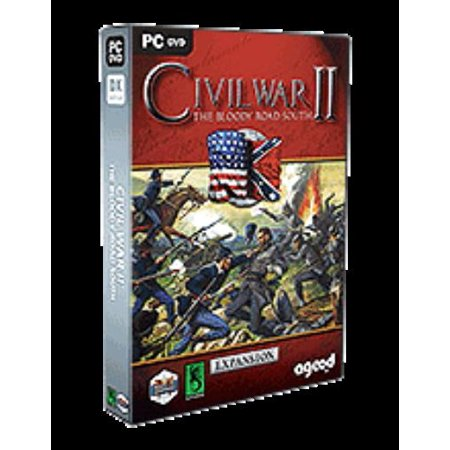 Civil War II - The Bloody Road South Expansion