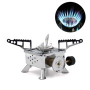 Tomshoo Outdoor Gas Folding Camping Portable Cooking Hiking Backpacking Picnic