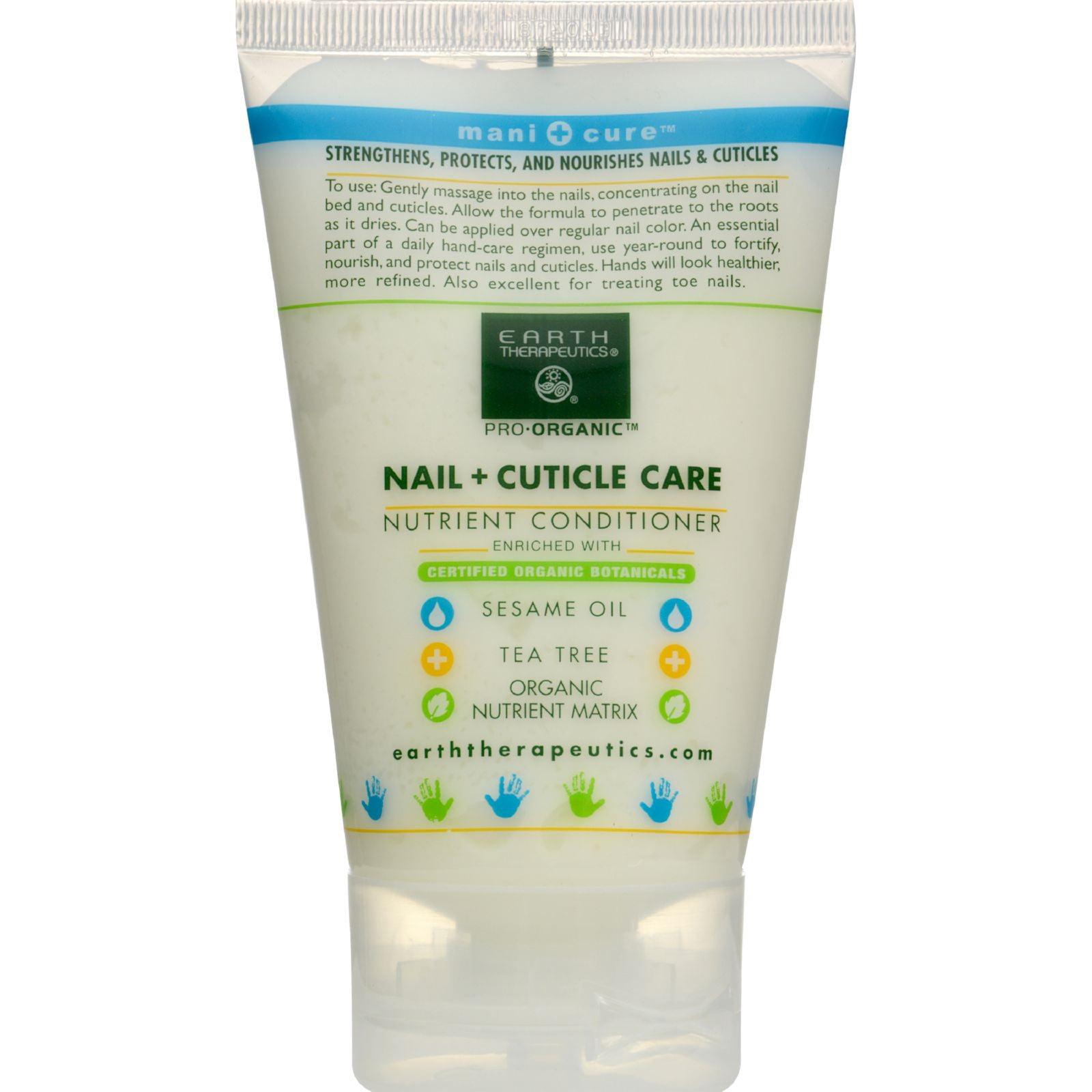 Earth Therapeutics Nail & Cuticle Care
