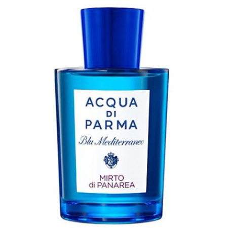 Blu Mediterraneo Mirto di Panarea by Acqua Di Parma for Unisex - 5 oz EDT Spray Acqua Di Parma Body Cream