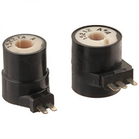 279834 - Whirlpool Aftermarket Replacement Dryer Gas Valve Ignition Solenoid Coil (Replacement Solenoid)