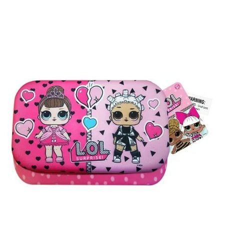 L.O.L Surprise Pink Hard Pencil Case