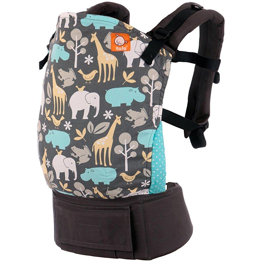 Tula ergonomic carrier - zoology - baby