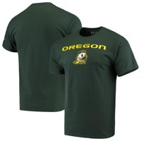 Men's Russell Green Oregon Ducks Core Print T-Shirt